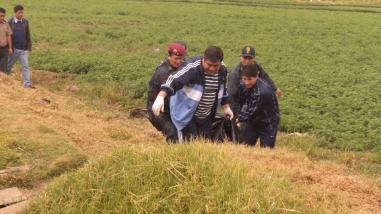 Piden justicia para mujer asesinada por su exconviviente en Bambamarca
