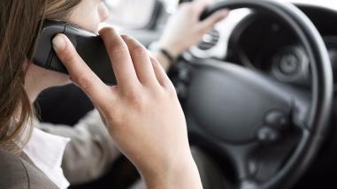 Siete comportamientos de los conductores que provocan accidentes