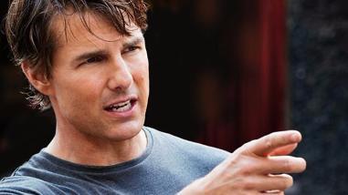 La hija de Tom Cruise se casó en secreto