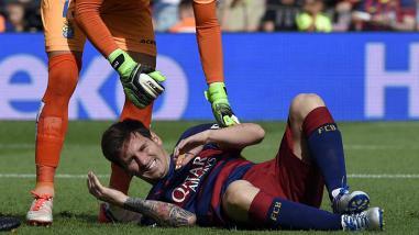 Futbolistas con lesiones graves tienen más riesgo de males mentales