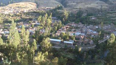 Dos menores desaparecieron en aguas del río Apurímac en Paruro
