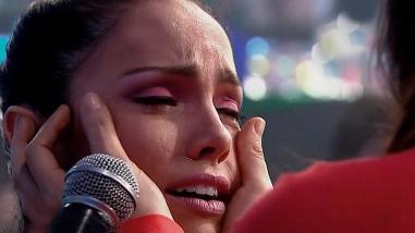 Combate: Paloma Fiuza prefirió al equipo rojo que al 'Papi'