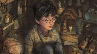 Harry Potter: Lanzan nueva edición ilustrada