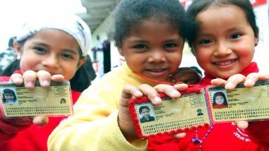 Educación gestionan 10 mil DNIs para estudiantes de la UGEL Chiclayo