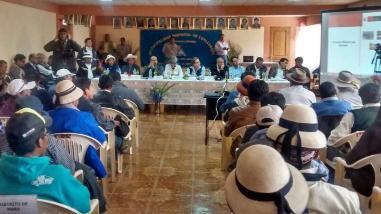 Andahuaylas: organizaciones gremiales piden levantar estado de emergencia