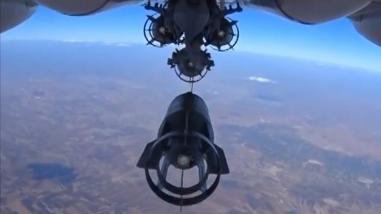 Siria: 19 yihadistas del Estado Islámico muertos por bombardeos rusos