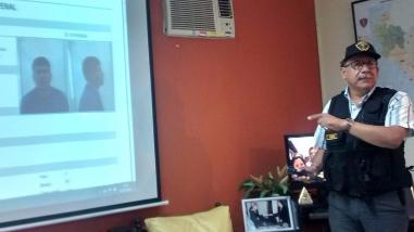Chiclayo: jefe del Inpe demanda no exponer integridad de funcionarios