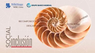 WikiStage sobre inclusión social del Grupo Banco Mundial