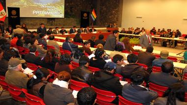 Anuncian paro regional contra privatización de sitios arqueológicos