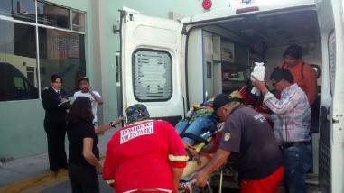Cuatro fallecidos y unos 20 heridos dejó accidente en CPS