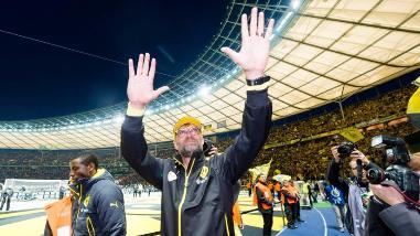 Jürgen Klopp pinta como favorito para dirigir al Liverpool
