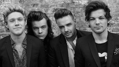 One Direction: Integrantes se pelean en vivo