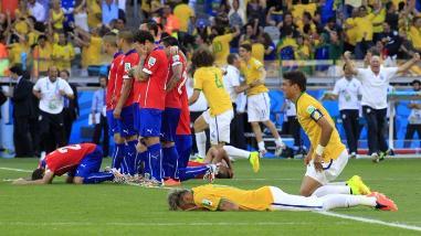 ¿Podrá Chile romper la mala racha de quince años sin ganarle a Brasil?