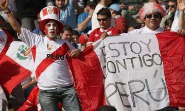 Colombia vs. Perú: hinchas de la blanquirroja 'trollean' radios cafeteras