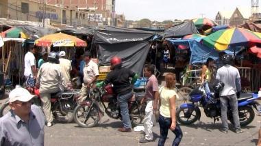 Yurimaguas: mercados desbastecidos durante sexto día de paro