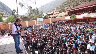 Ollanta Humala asegura haber negociado el TPP con patriotismo