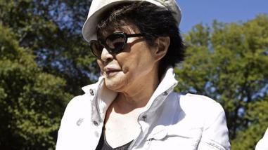 John Lennon: Así Yoko Ono quiso romper récord Guiness