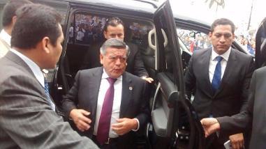 Cesar Acuña renunció al cargo de Gobernador Regional de La Libertad