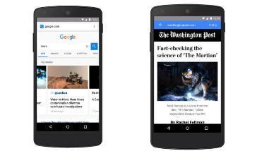 Google lanza iniciativa para lograr que la web móvil sea más rápida