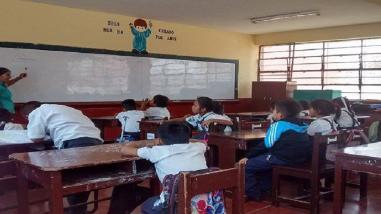 Chiclayo: más de 2 mil alumnos de Tumán retornarán a clases desde el lunes