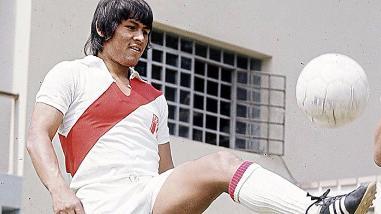 Hugo Sotil revivió gol a Colombia en la final de la Copa América 1975