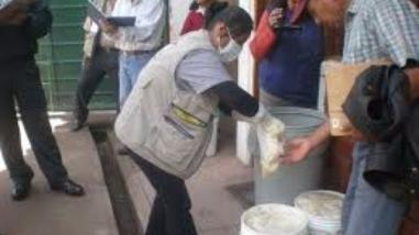 Verificarán calidad de alimentos de Qali Warma en San Román
