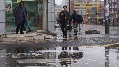 Humedad en Lima alcanzó el 94% debido a persistente llovizna