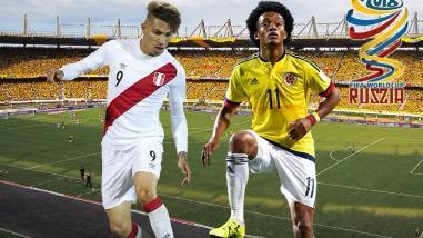 Perú vs. Colombia: la bicolor busca debutar con pie derecho en las Eliminatorias