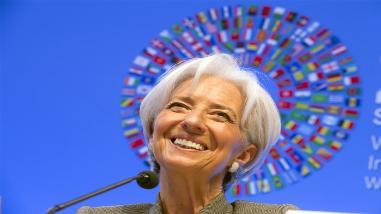 Lagarde: El Perú tiene el potencial de ser una historia de éxito