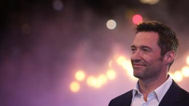 Hugh Jackman presentó 'Peter Pan' en México