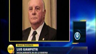 Giampietri denuncia que Fiscalía citó a rehén en nuevo proceso
