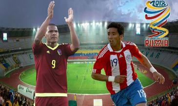 Venezuela vs. Paraguay: la 'Vinotinto' recibe a una renovada escuadra guaraní