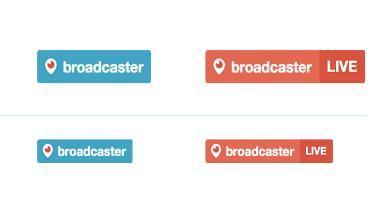 Periscope crea el botón 'On Air' incrustable en tu web