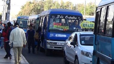 MPA continuará retirando vehículos de transporte urbano de más de 20 años
