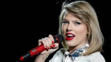 Taylor Swift piensa que ya es hora de alejarse de los escenarios