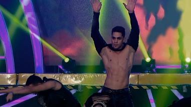Combate: Pablo Morcillo pasó el reto de bailar con tacos