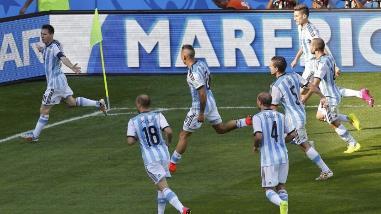 Seleccionados argentinos admitieron extrañar a Lionel Messi ante Ecuador