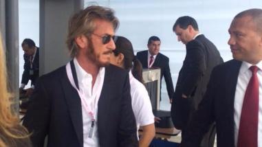 Sean Penn ya está en Lima