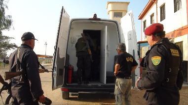 """Integrante de la banda """"Los Ochenta"""" es trasladado a Challapalca"""
