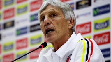 José Pekerman señaló que partido fue parejo pero Colombia supo definir