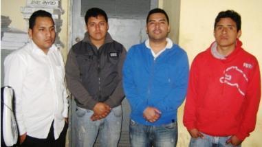 Trujillo: Policía captura a presuntos 'marcas' en urbanización La Noria