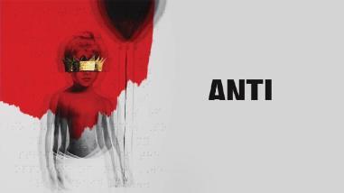 Rihanna anuncia que su nuevo disco llevará por título Anti