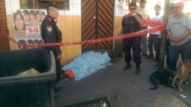 Cadáver de varón fue hallado en Miraflores