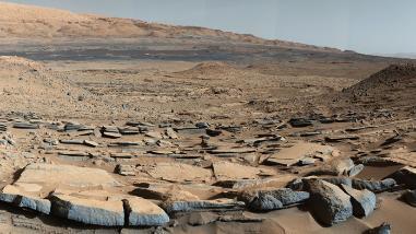 Zonas de Marte pudieron tener lagos durante varios millones de años