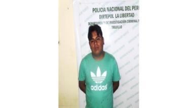 Extorsión: capturan a delincuente tras recoger dinero de extorsión