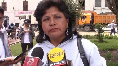 Consejera regional denunció mal uso de bienes en actividad partidaria