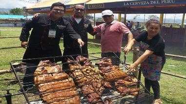 Moyobamba inaugura Festival gastronómico 'Ricura 2015'