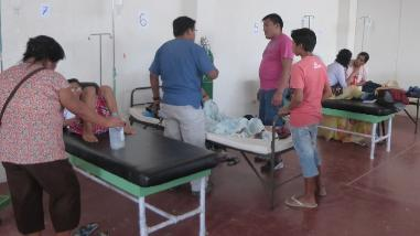 Chiclayo: rebrote de dengue en el distrito de Pátapo