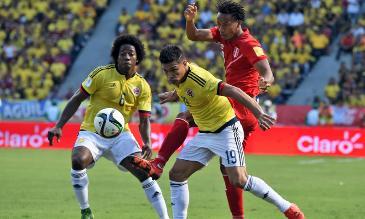 Perú vs. Colombia: André Carrillo se mandó una jugada de fantasía