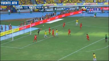 Perú vs. Colombia: la tapada de Pedro Gallese que mantuvo la ilusión